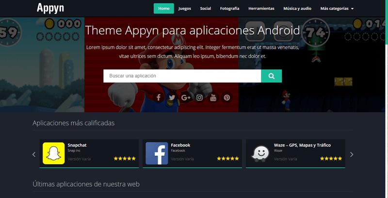 Appyn - ThemesPixel